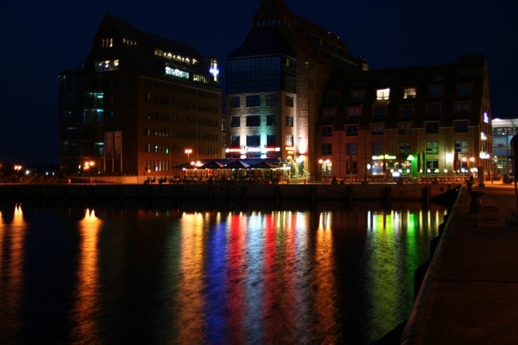 Hafenzeile Rostock
