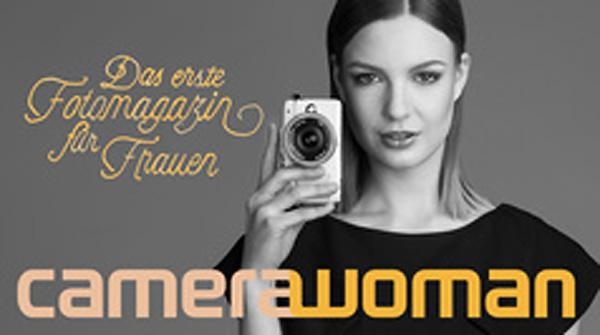Camerawomen: Das erste Fotomagazin für Frauen