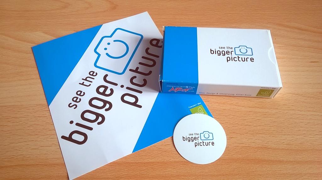 """Projekt """"bigger picture"""" für Photographen"""
