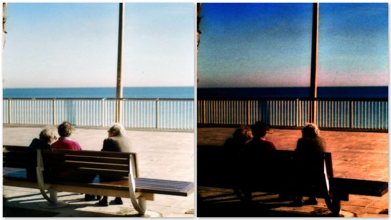 Ruhestand am Strand - Vergleich