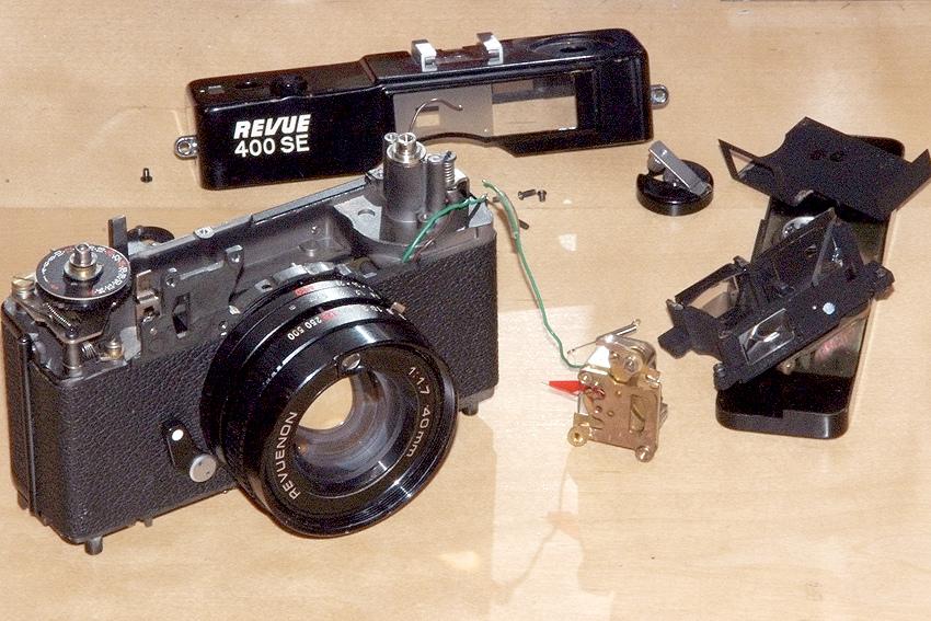 Lese-Tipp: Der Alte und die Fotoapparate
