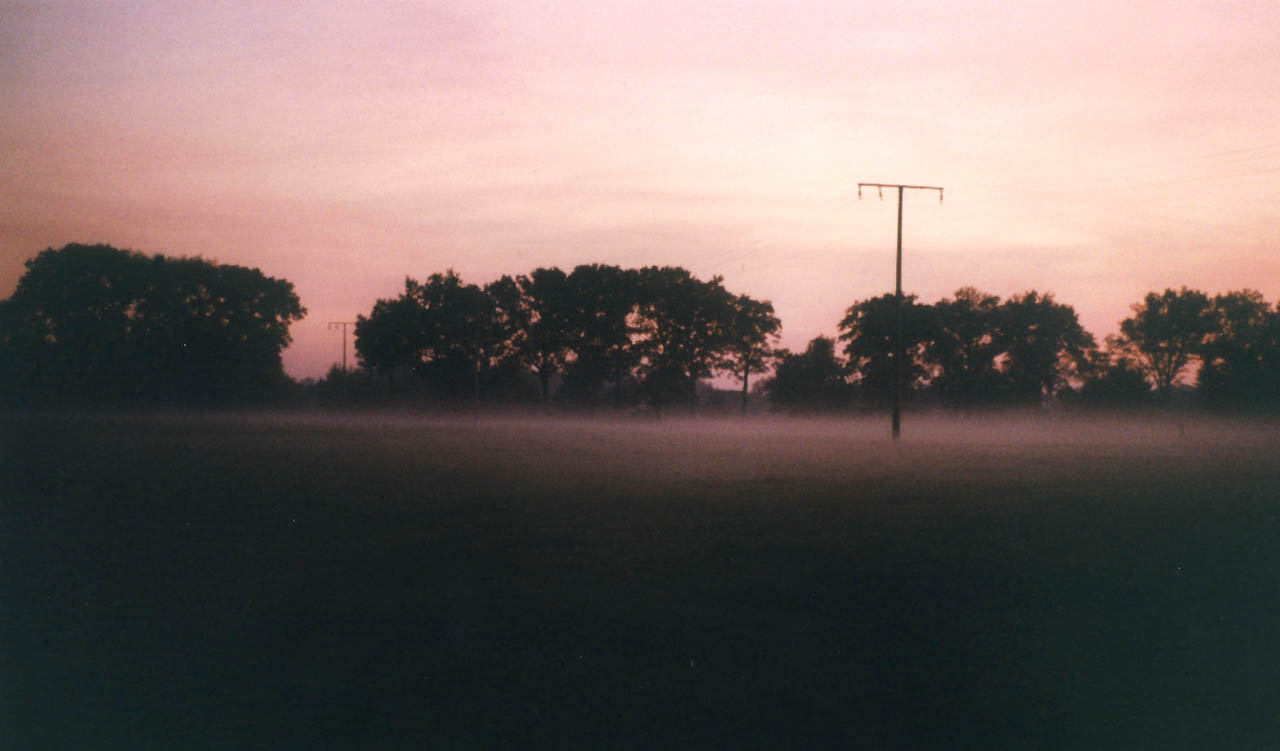 """""""Nebel am Abend"""""""