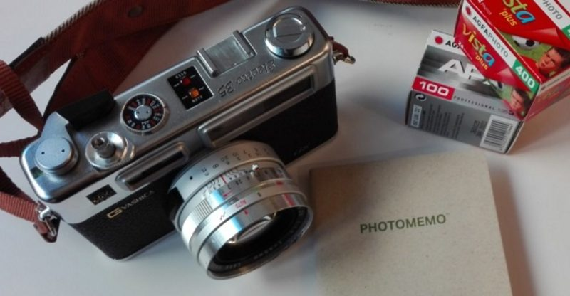 Review + Gewinn-Aktion: Photomemo-Bücher und Give-Aways von Shoot Film Co.