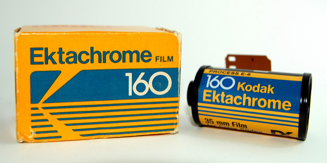 Kodak Ektachrome 160 135