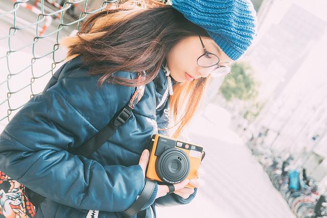 Huawei verschenkt Leica Kameras, wie die hier abgebildete.