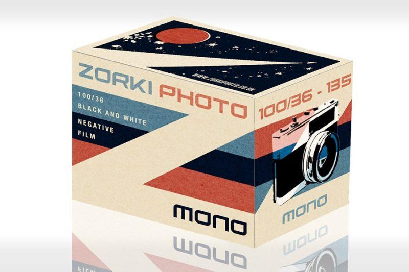 Neuer Film: Kosmo Photo Mono!