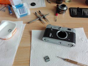 analoge Kamera FED 3