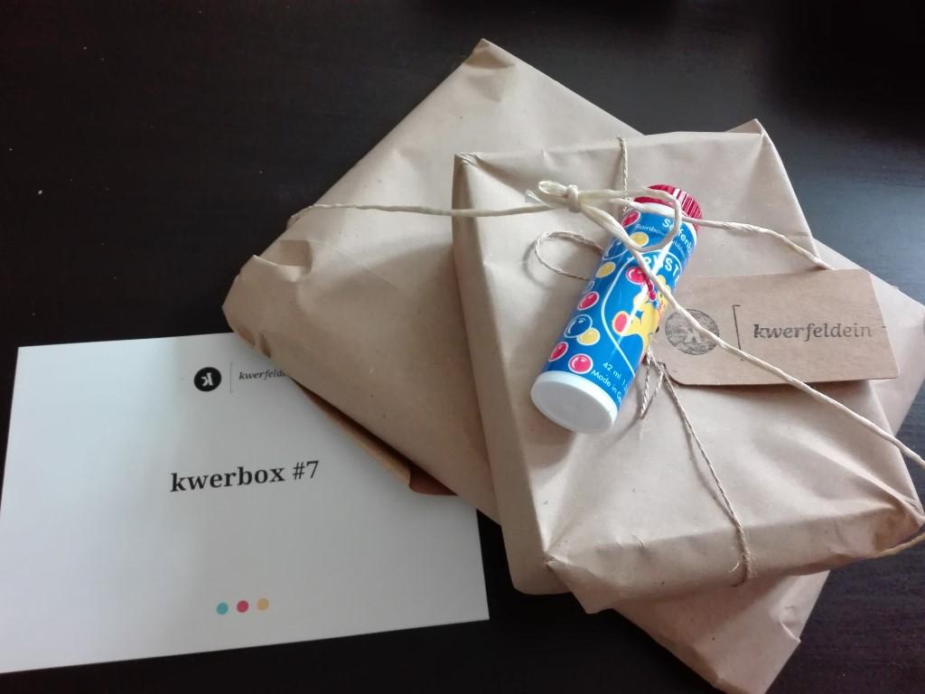 Kwerbox Nr. 7: Das ist der Inhalt der Überraschungsbox!