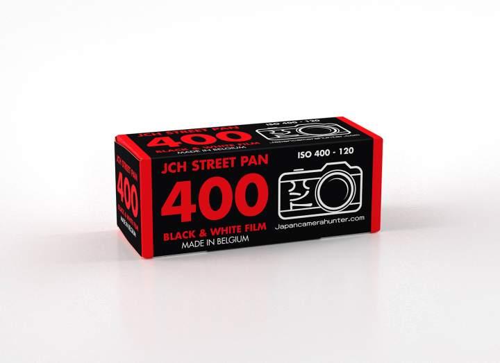 Neue Konfektion: JCH Street Pan 400 – 120!