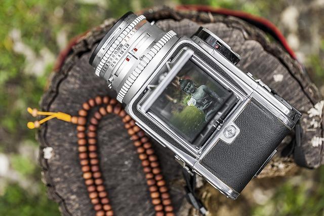 Hasselblad Rollfilmkamera
