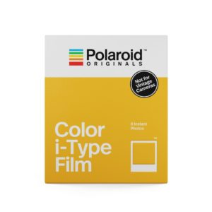 Polaroid Originals Filmtypen