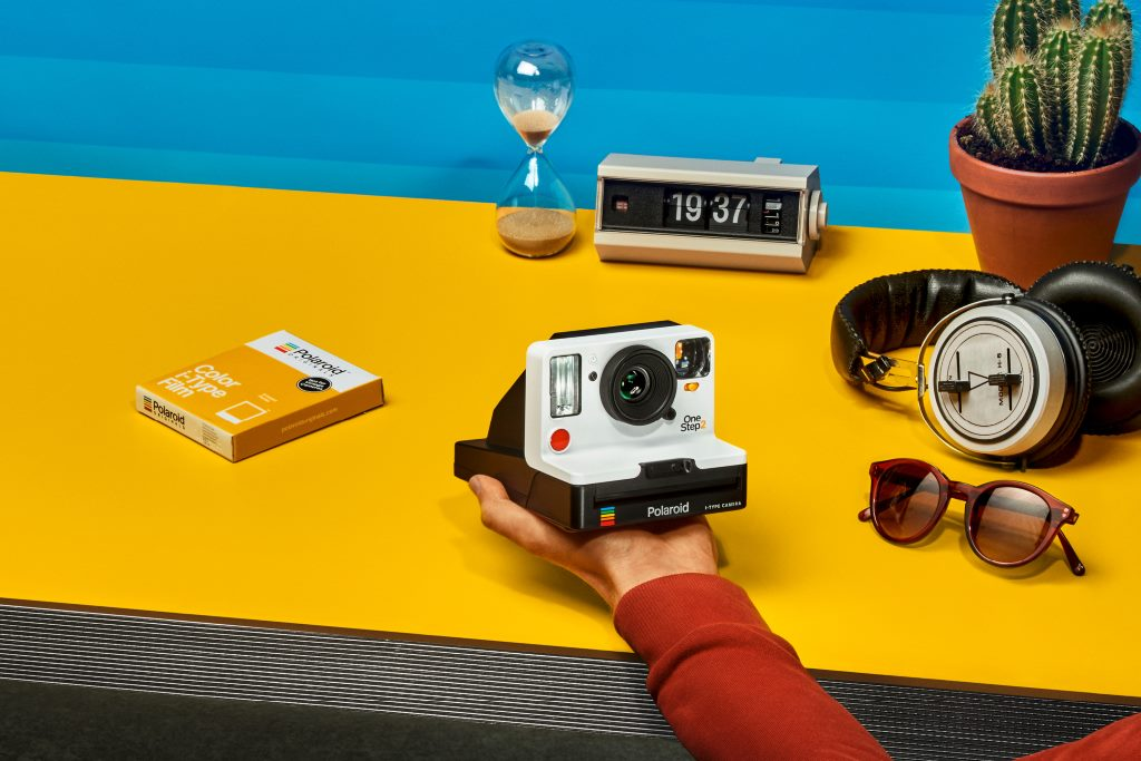 Polaroid Originals Comeback mit neuer Kamera