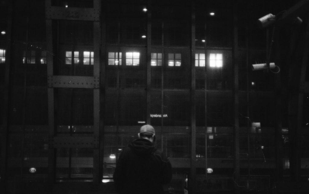 Kleinbildfotografie - Berlin bei Nacht