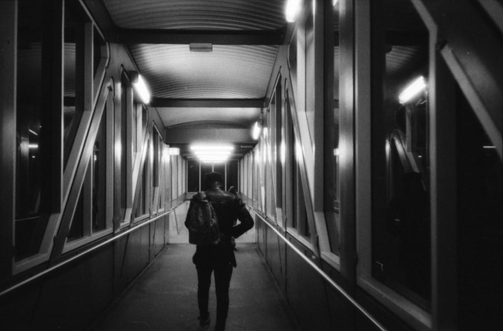 Berlin: Ein Heimweg