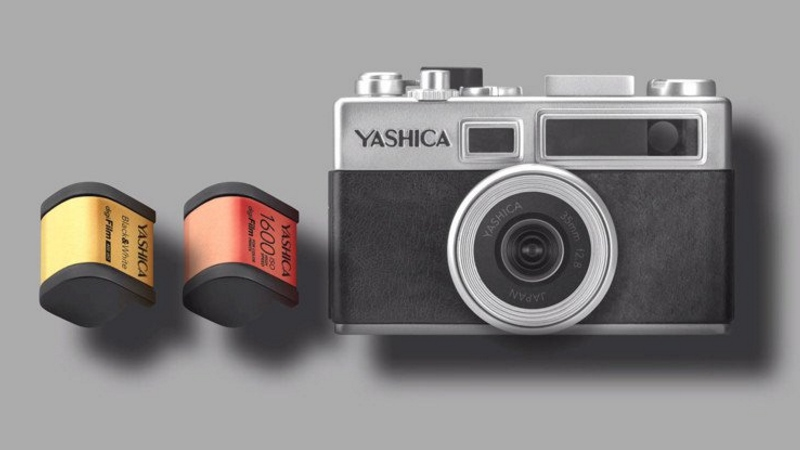 Yashica 35 Frontansicht