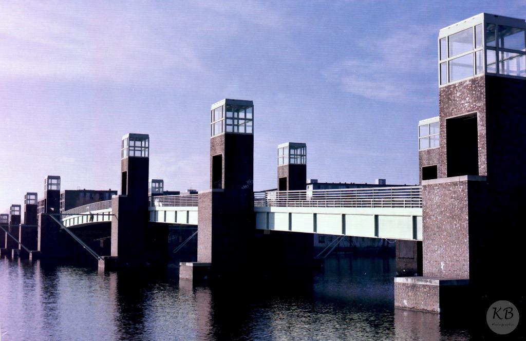 """""""Spandauer Seebrücke"""""""