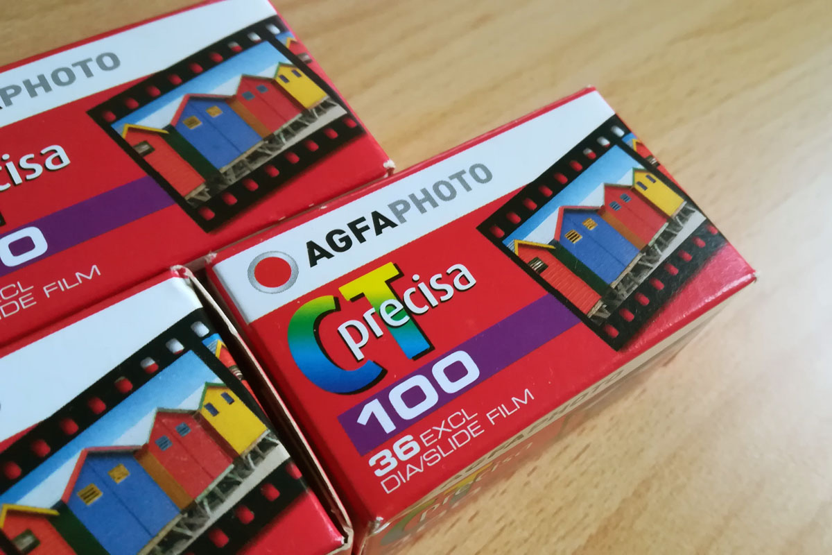 Agfa Precisa CT 100 Film