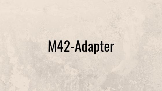 M42-Adapter