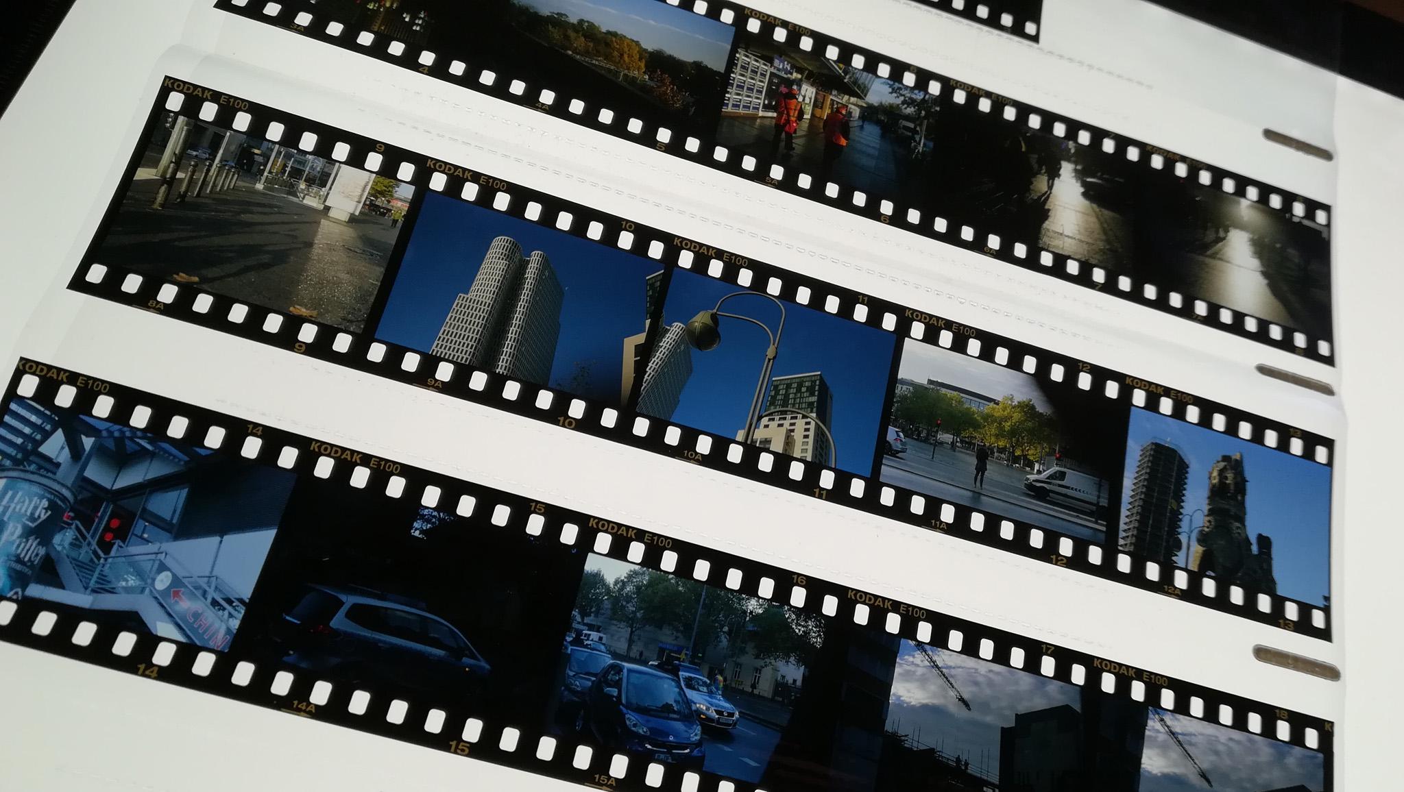 Kodak Ektachrome: So sehen die Ergebnisse aus!