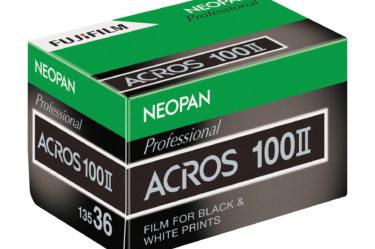 Fujifilm Neopan Acros II