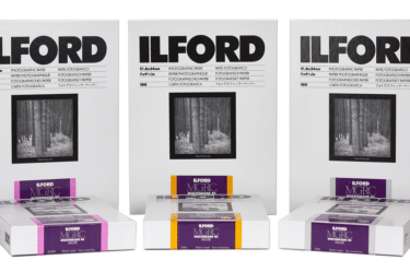 Ilford neues Papier Multigrade RC MGRC