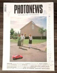 Photonews Zeitschrift