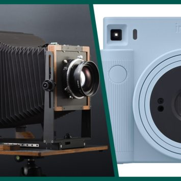 Neue Kameras: Instax SQ 1 und Chamonix Alpinist X