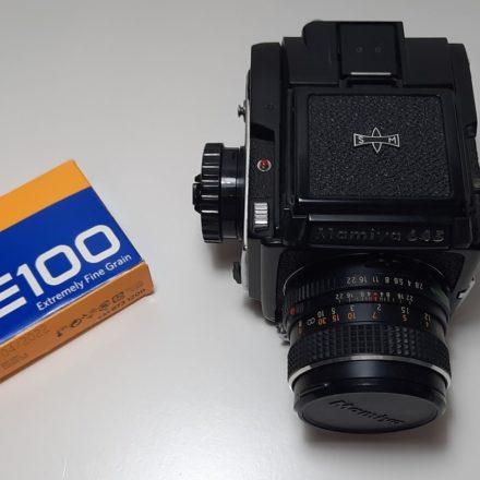 5 Bilder mit: Kodak E100 als 120 Rollfilm
